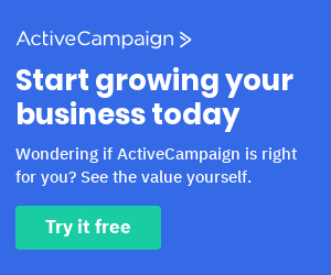 ActiveCampaign is AWESOME!